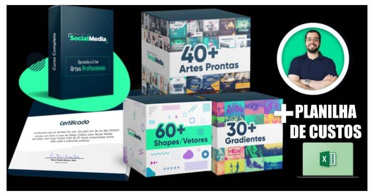 Curso Design Grafico Para Social Media Funciona Saiba Agora